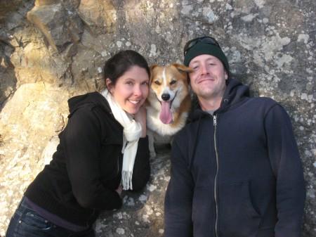 Jill, Ben and Ruby
