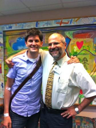 Casey Quinn & Dr. Johannes Wolff